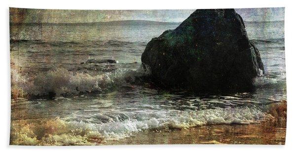Rock Steady Beach Towel
