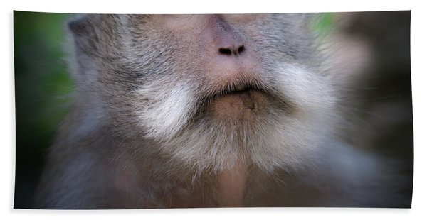 Sacred Monkey Forest Sanctuary Beach Towel