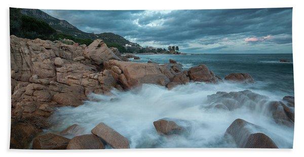 Santa Maria Navarrese Beach Towel