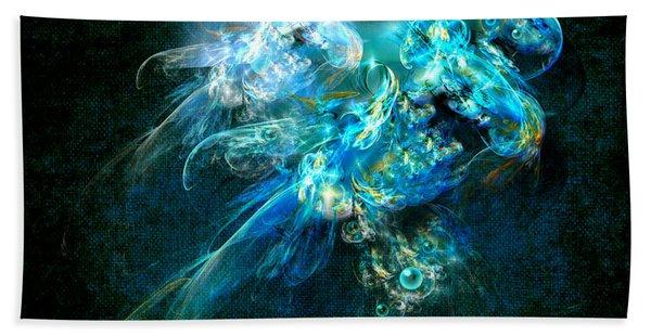 Sea Jellyfish Beach Sheet