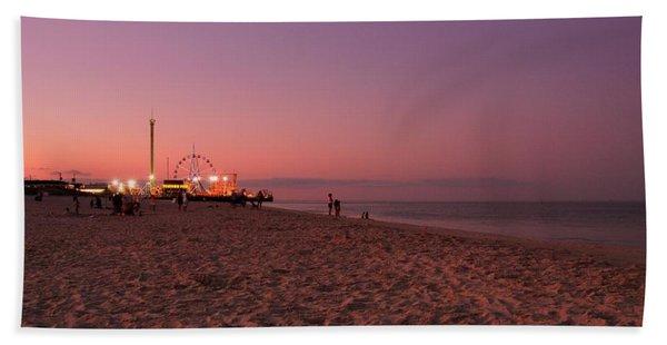 Seaside Park I - Jersey Shore Beach Towel