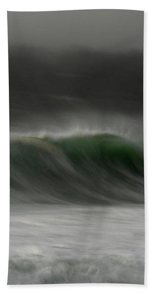 Soft Curl Beach Towel