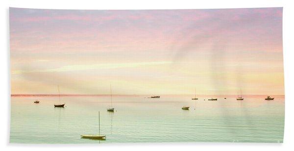Softness And Light Beach Towel