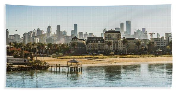 South Melbourne Beach Towel