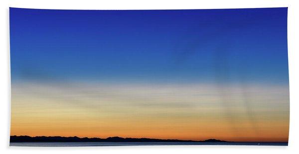 Stunning Sunset I Beach Towel