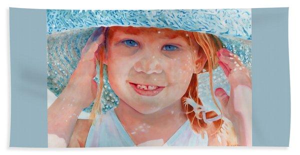 Summer Day Beach Towel
