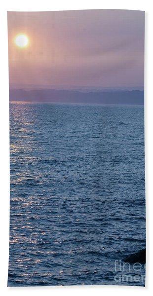 Sunrise Collectin Beach Sheet
