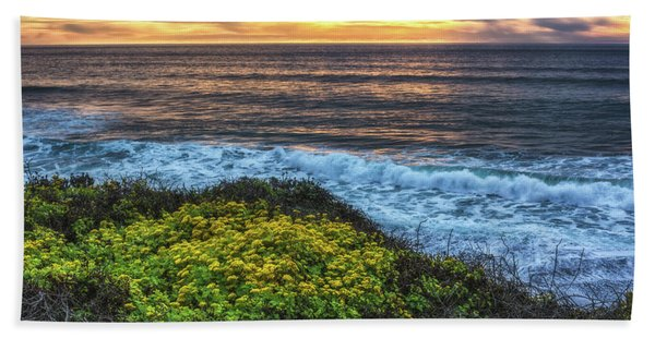 Surf And Turf Beach Towel