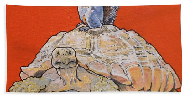 Terwilliger The Turtle Beach Towel