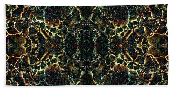 Tessellation V Beach Towel