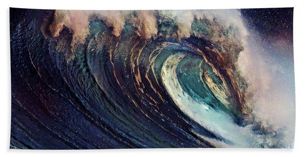 The Barrel Beach Towel