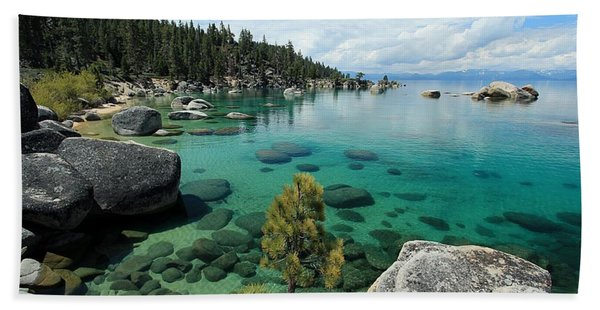 Beach Towel featuring the photograph The Clarity Of Truth by Sean Sarsfield