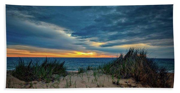 The Dunes On Cape Cod Beach Towel