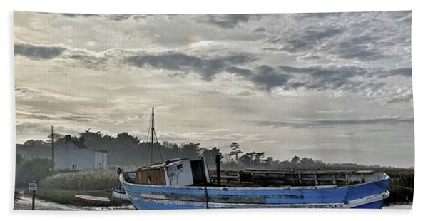 The Fixer-upper, Brancaster Staithe Beach Towel
