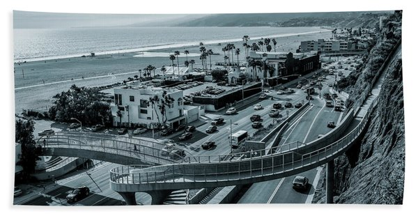 The New P C H Overpass Beach Sheet