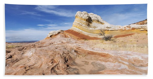 The Swirl Beach Towel