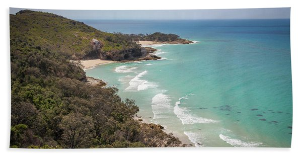 The View From The Cape Beach Towel