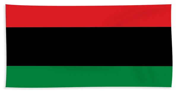 This Flag Is Mine Beach Towel