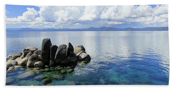 Beach Towel featuring the photograph Thunderclouds by Sean Sarsfield