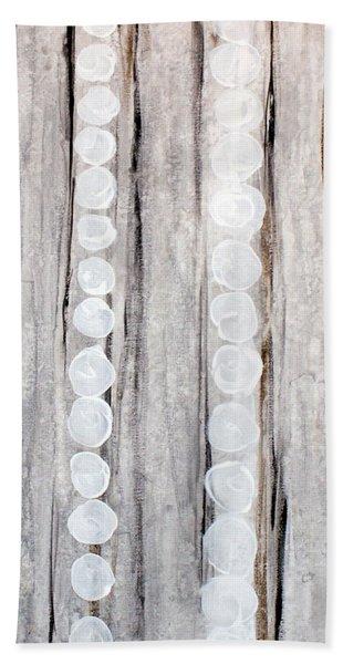 Timber Beach Towel