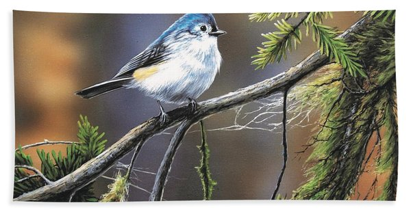 Titmouse Beach Towel