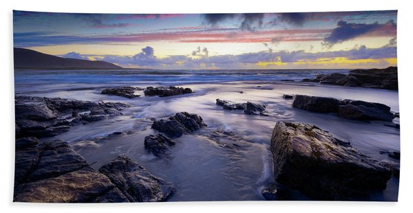 Traigh Allathasdall, Isle Of Barra Beach Towel