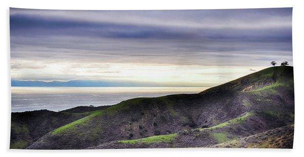 Ventura Two Sisters Beach Towel