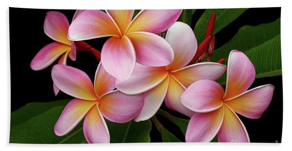Wailua Sweet Love Texture Beach Towel