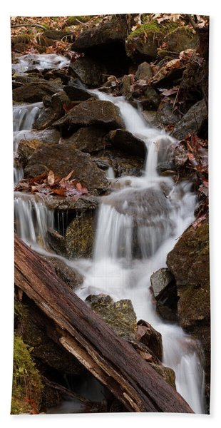 Walden Creek Cascade Beach Towel