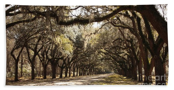 Warm Southern Hospitality Beach Towel