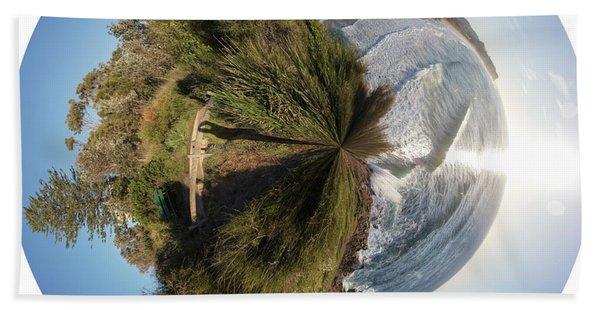 Warriewood Beach Beach Towel