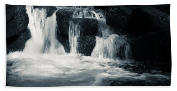 Water Stair Beach Towel