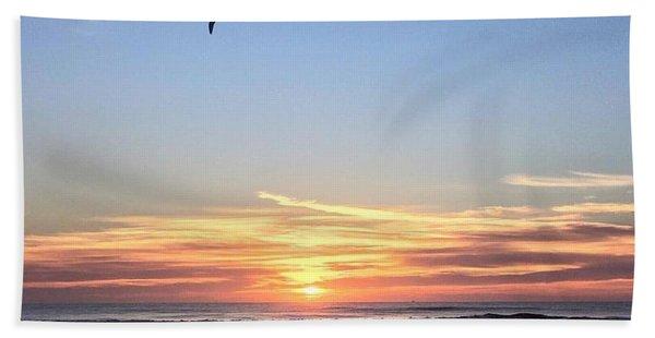 World Gratitude And Peace Day Beach Towel