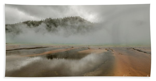 Yellowstone's Beauty Beach Towel