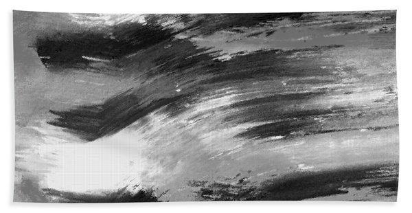 Zen Abstract A715d Beach Towel