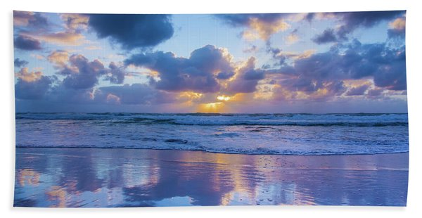 Enchanted Whispers Beach Towel