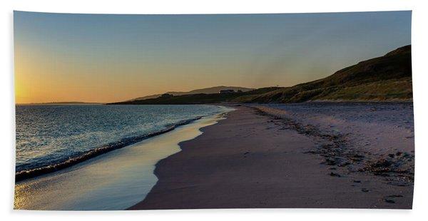 Eriskay Sunset Beach Towel