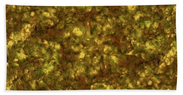 Forest Canopy 2 Beach Towel