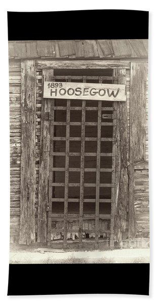 1893 Hoosegow Beach Sheet