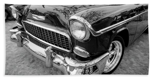 1955 Chevrolet Bel Air Nomad Station Wagon 204 Beach Towel