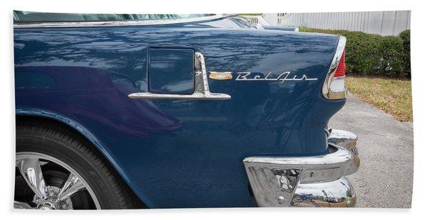 1955 Chevrolet Bel Air Nomad Station Wagon 225 Beach Towel