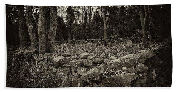 Alpine Benders Cemetery Beach Towel