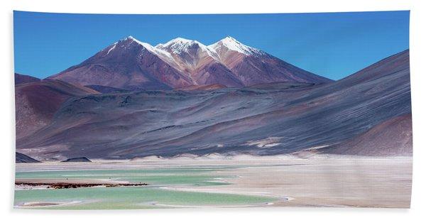 Altiplano View Beach Towel