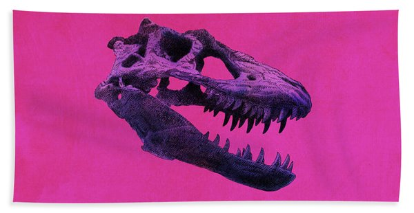 T-rex Beach Towel