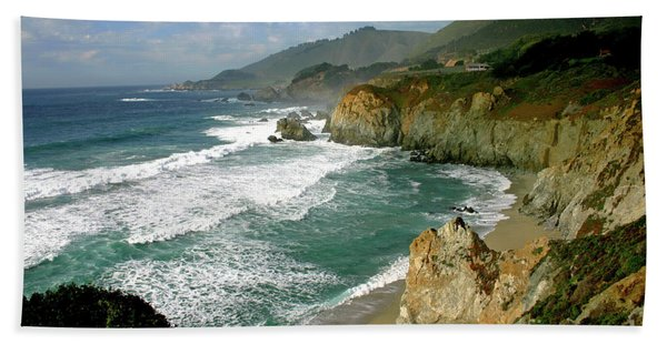Big Sur Beach Towel