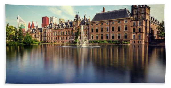 Binnenhof, The Hague Beach Towel