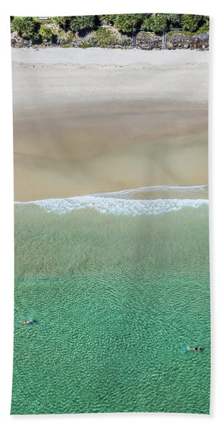 Byron Bay Swimmers Beach Towel
