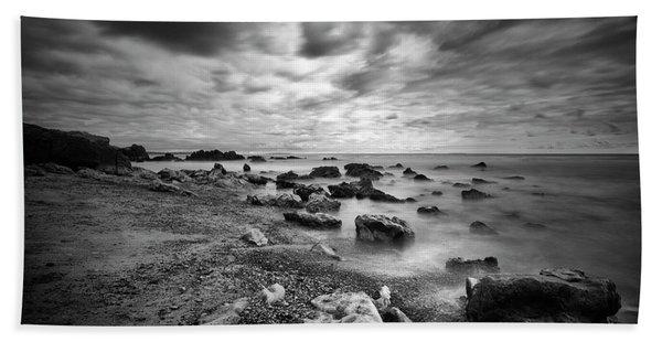 Coastal Light II Beach Towel