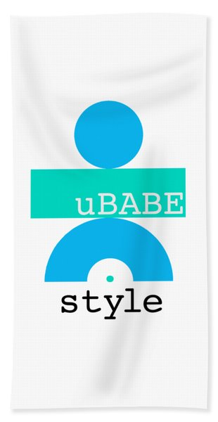Cool Style Beach Towel