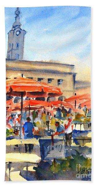 Dolce Market, Zagreb - 2 Beach Towel